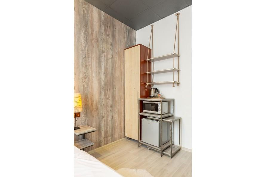 Стандарт с мини- кухней 2-х местный номер